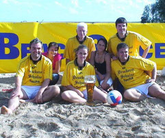 2007 ... unser Beach-Cup in Brachstedt