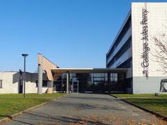 Schoolyard, College Jules-Ferry