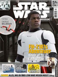 Panini Das Star Wars Universum 6