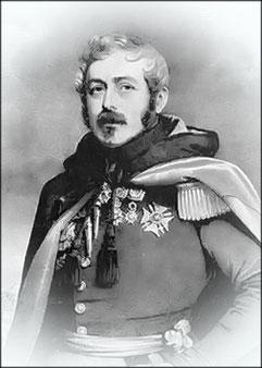 Capitaine Geulluy de Rumigny, aide-de-camp du général Gérard )