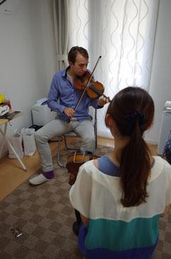 ケルト音楽 教室