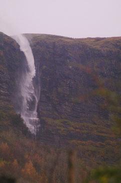 アイルランド 滝