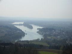 Ottensheim vom Dürnberg