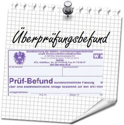 Überprüfungsbefund