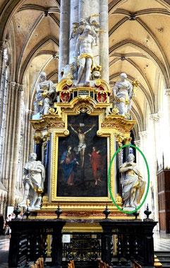 Chapelle du Pilier Vert