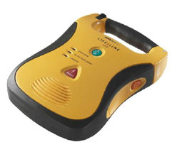 Defibrillatore Semiautomatico Cardioline DCF-E100