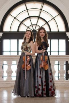Teresa Wakolbinger und Eva-Maria Wieser (c) Hannah Friedl