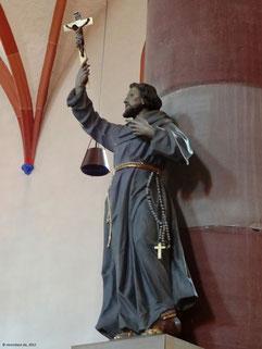 Hl. Franziskus, Hösbach