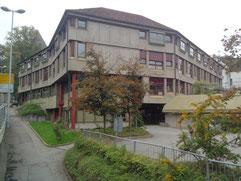 Gebäude C: Fachklassenbau