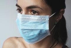 uso mascherine e problemi della pelle maskne