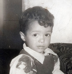 George Yepes, 3 years old, Guadalajara, Jalisco, Mexico