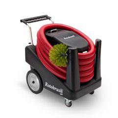 Innovatieve reiniging van ventilatie door Rotobrush