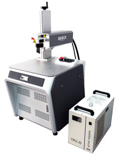 UV laser engraving machine