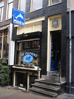 Coffeeshop Weedshop The Dolphins Amsterdam