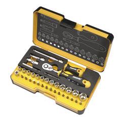 "Felo R-Go XL 1/4"" Metrisch Werkzeug-Set"