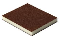 Schleifschwamm Flexifoam Red Soft Pad