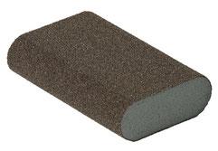 Schleifschwamm Flexifoam Round Block