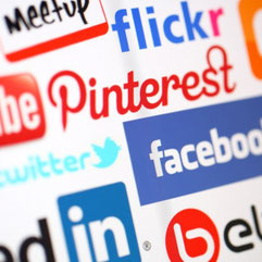 Social Media Marketing Services - die Microblogs