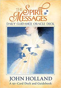 The Spirit Messages von John Holland, Kartenset auf Englisch