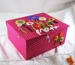 SchönsteOrdnung Schatullen stabil handgemacht in vielen Größen und Farben
