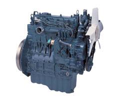 moteur kubota serie 05