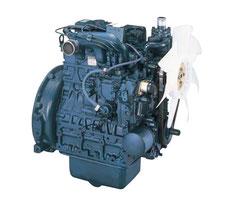 moteur kubota serie 03-M