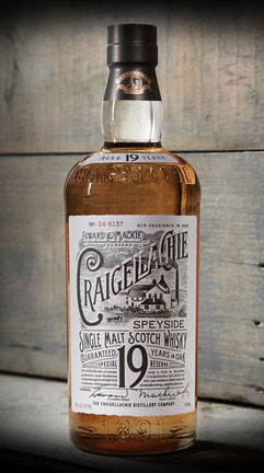 Craigellachie 19 Years Old Highland Single Malt