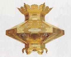六角型菱灯籠
