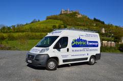 camion de Severac ramonage