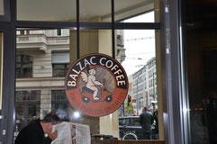 作戦会議で訪れたカフェ