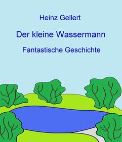 Cover des Ebooks Der kleine Wassermann