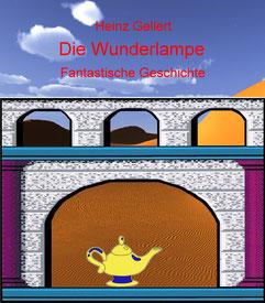 Cover des Ebooks Die Wunderlampe