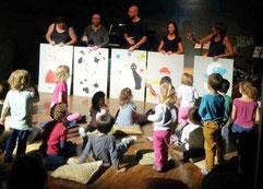 Concerti per bambini da 3 a 6 anni