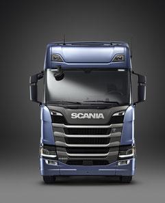 LKW Service - Scania Schmidt & Steinerstauch Gotha