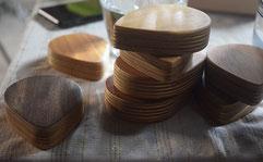 Shaker Holz