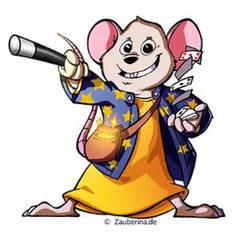 Zauberer Kindergeburtstag. Zauberina hilft mit einem Workshop. Aktiv, nicht passiv!