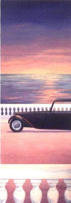 Riviera - porte peinte (disponible)