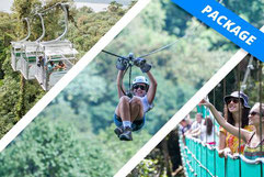 One day Package: Sky tram - Sky trek - Sky Walk