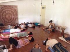 三昧琴(ざんまいきん)瞑想会