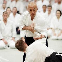 Hayato Osawa Shihan 7. Dan Aikikai