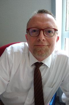 Pascal Scoth, secrétaire départemental Aisne