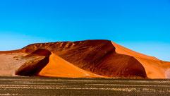 Sossusvlei, Landscape, Landschaft in Namiba