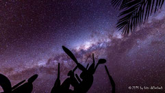 Milky Way, Milchstrasse in Namiba