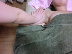 二の腕痩身、バストアップ法