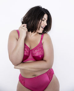 Elomi Cate hot pink