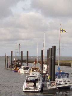 SVO-Gang im Altenbrucher Hafen