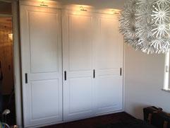 Deuren Voor Schuifkast.Paneeldeuren Kasten Op Maat Voor Elk Interieur D R Interieur