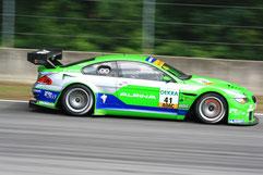 ADAC GT Masters Zolder 2011