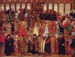 Geschlechter Tanz, Augsburg