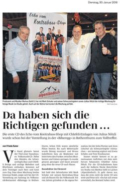 #Dä Nötzli mit dä Chlötzli #Chlefele #Julius Nötzli  #Echo vom Kontrabass-Shop
